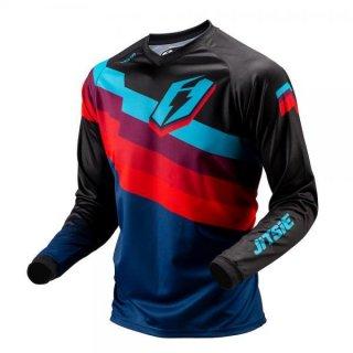Jitsie Trialhemd L3 Voita Black/Blue