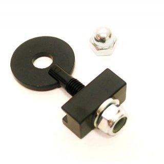 "Oset 12.5 Racing, 16"" und 20lite & 20.0R  Kettenspanner 1 Stück, 9mm"
