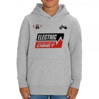 OSET / Jitsie Hoodie Electric KID
