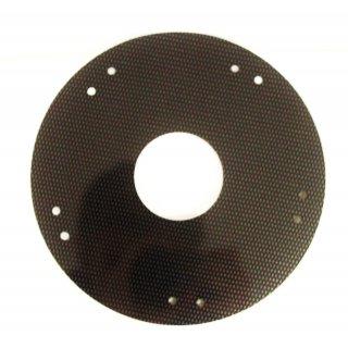 "Oset Protector Kettenrad Plastik/Carbonoptik 20"""
