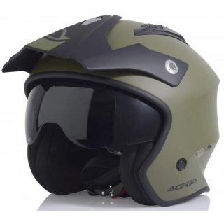AC Jethelm/Trialhelm ARIA Militare-green