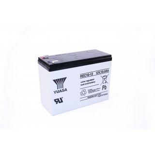 Batterie 12V 10.0 AH für Oset 12.5 & 16.0 ab 2014 // alle 20.0 Modelle seit 2010
