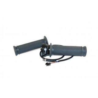 Gasgriff 48V Grau 20.0 & MX-10 -  runder Stecker
