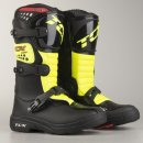 TCX Comp-KID Trialstiefel Black/Yellow Fluo