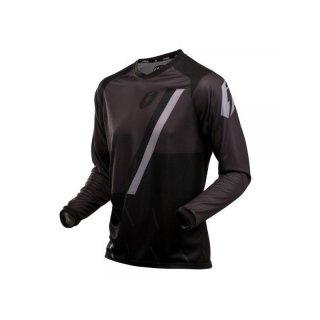 Jitsie Trialhemd L3 Domino Black/Grey/Silver