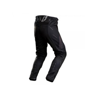Jitsie Trialhose L3 Domino Black/Grey/Silver