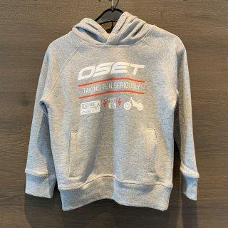 OSET / Jitsie Hoodie Electric Grey