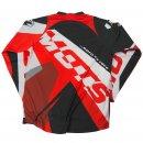Mots Trialhemd Junior Rider3 Red/White/Black